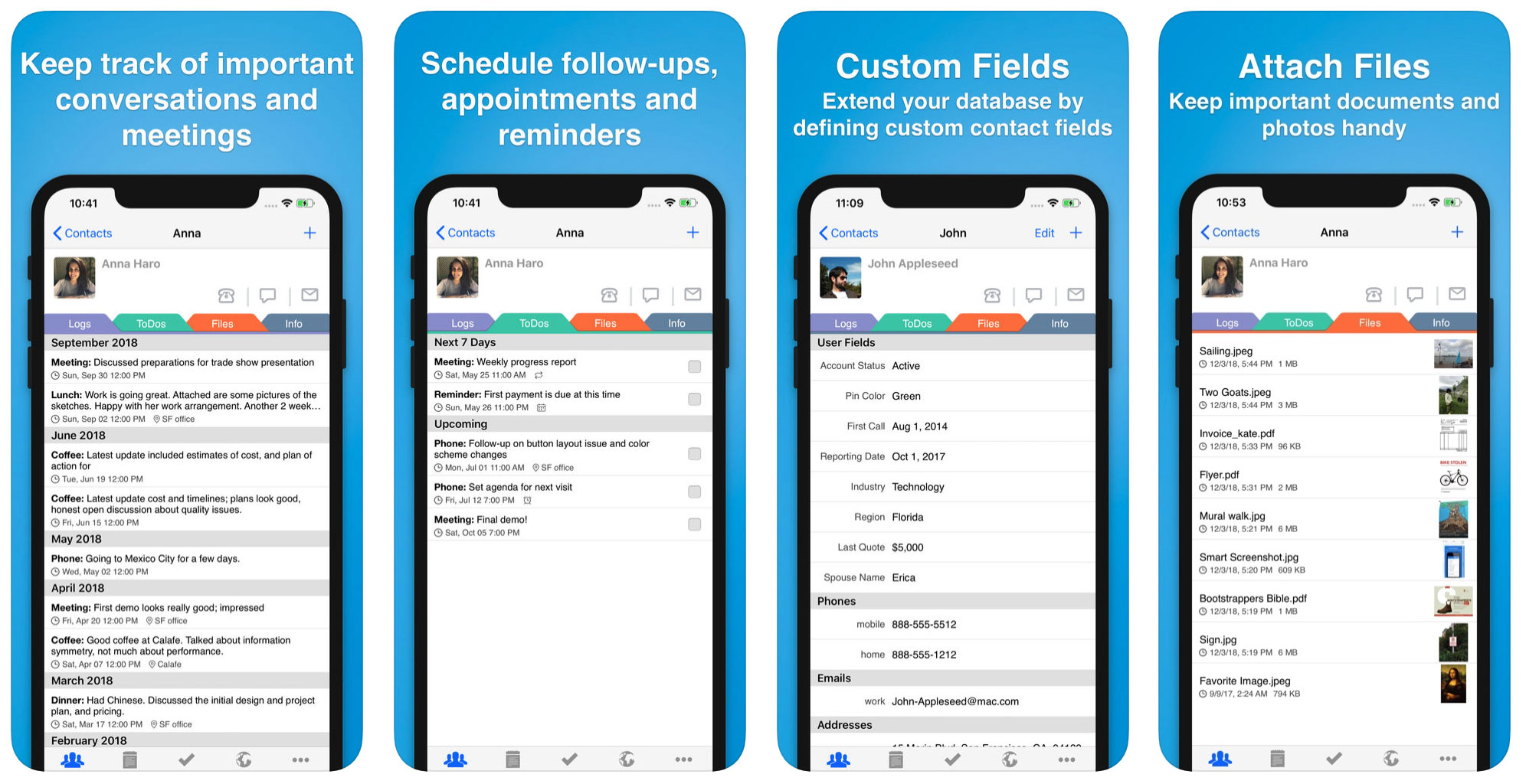 Best Crm Iphone App 2019 2 Ideviceguide